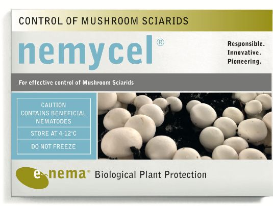 Nemycel - The safest and most efficient way to control Sciarid flies